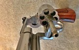 SMITH & WESSON 66-2 NAVY INV SERVICES 357 MAG - 7 of 16