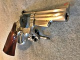 SMITH & WESSON 66-2 NAVY INV SERVICES 357 MAG - 13 of 16
