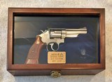 SMITH & WESSON 66-2 NAVY INV SERVICES 357 MAG - 1 of 16