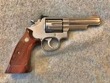 SMITH & WESSON 66-2 NAVY INV SERVICES 357 MAG - 3 of 16