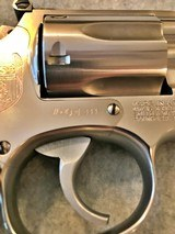 SMITH & WESSON 66-2 NAVY INV SERVICES 357 MAG - 10 of 16