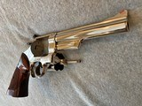 SMITH & WESSON 29-2 NICKEL 44 MAGNUM 6IN EXCELLENT - 5 of 10