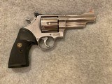 SMITH & WESSON 629-1 STAINLESS 44 MAGNUM 4 IN BARREL - 2 of 10