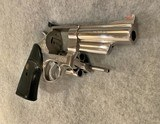 SMITH & WESSON 629-1 STAINLESS 44 MAGNUM 4 IN BARREL - 6 of 10
