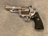 SMITH & WESSON 629-1 STAINLESS 44 MAGNUM 4 IN BARREL