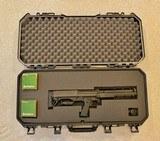 KELTEC KSG 12 G TACTICAL SHOTGUN 14+1 FITTED CASE OPTIC & LASER