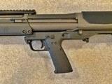 KELTEC KSG 12 G TACTICAL SHOTGUN 14+1 FITTED CASE OPTIC & LASER - 6 of 20