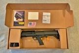KELTEC KSG 12 G TACTICAL SHOTGUN 14+1 RED DOT OPTIC NEW IN BOX