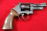 SMITH & WESSON .44 Hand Ejector 4th Model Target.