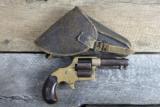 """Colt Cloverleaf Revolver """"Jim Fisk"""" Model 1871-1876"""