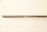 1700s Engraved Belgian Flintlock Double Barrel Shotgun with Carved Stock - 17 of 17