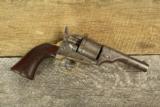 Antique Colt 1862 Police Revolver .38 CF Conversion
