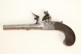 Antique 1770s Ketland & Co. Flintlock Pistol Revolutionary War Gunmaker