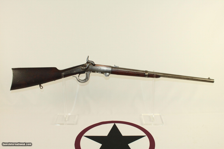 CIVIL WAR Antique Burnside 5th Mod Cavalry Carbine