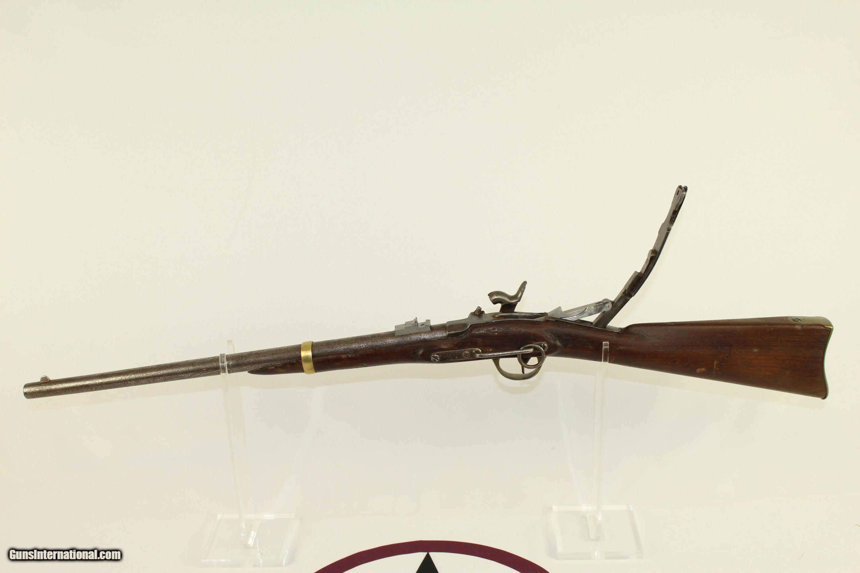 Historic CIVIL WAR Antique Merrill CAVALRY Carbine for sale