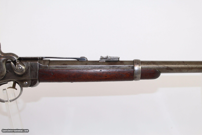 SCARCE Antique CIVIL WAR Smith CAVALRY Carbine for sale