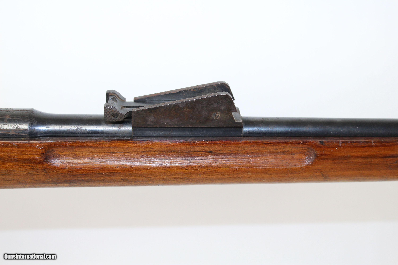 DUTCH Antique STEYR Model 1895 MANNLICHER Rifle