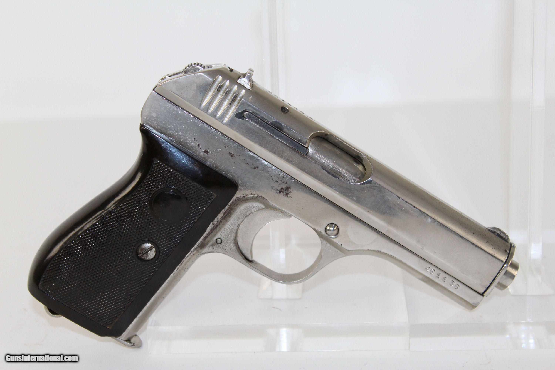 pistole fnh 27