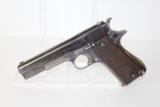 WWII Nazi GERMAN Marked SPANISH Star B Pistol