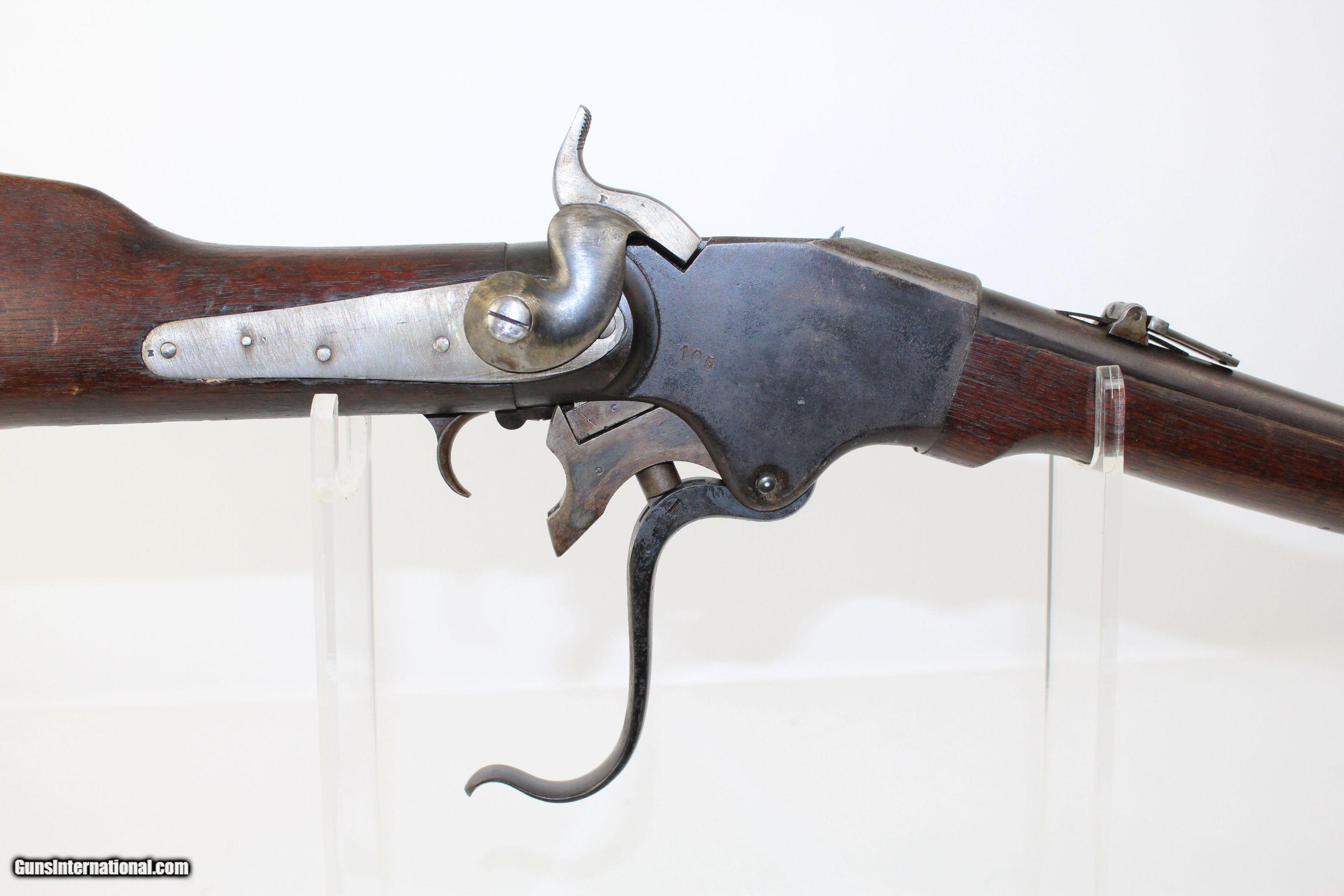 BURNSIDE Rifle 1865 CONTRACT Model Spencer Carbine for sale