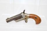"""COLT """"Thuer"""" 3rd Model DERINGER .41 Rimfire Pistol"""