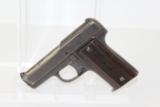 """RARE """"Hei=Mo"""" Heinrich Moritz SemiAutomatic Pistol"""