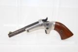 FINE & TINY Stevens A&T Co .22 Tip-Up No 41 Pistol