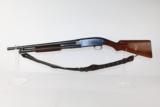 FINE, LETTERED Winchester Model 1912 RIOT Shotgun