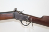 US MARKED Winchester 1885 Low Wall WINDER Musket