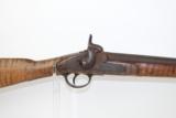 IDENTIFIED Civil War CONFEDERATE P1853 Musket