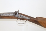 NEW YORK Antique J.H. WHEELER Combination Gun