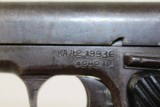 Rare SOUTH KOREAN Made COLT 1903 Hammerless Pistol - 5 of 10
