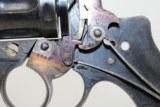 SWEDISH Military HUSQVARNA 1887 Nagant Revolver - 14 of 16