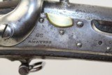 Antique WATERS U.S. Model 1816 Percussion MUSKET - 8 of 19