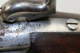 Antique WATERS U.S. Model 1816 Percussion MUSKET - 11 of 19