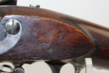 Antique WATERS U.S. Model 1816 Percussion MUSKET - 12 of 19