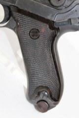 Pre-WWI German DWM 1910 Luger Pistol - 3 of 19