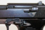 "WORLD WAR 2 Walther ""ac/43"" Code P-38 Pistol - 5 of 13"