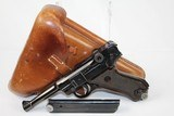 "Awesome COLD WAR ""VoPo"" ""byf 42"" Code LUGER Pistol"