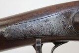 "BELGIAN Antique ""ZULU"" 12 Gauge Single Shot Shotgun - 7 of 17"