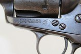 KANSAS CITY Antique COLT Black Powder SAA Revolver - 6 of 16