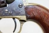 Antique COLT 1862 POLICE Revolver Made 1863 - 10 of 14