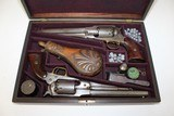 PAIR of CIVIL WAR Antique Remington Army REVOLVERS