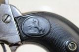 GOVT INSPECTED Antique COLT SAA .45 Revolver - 6 of 20
