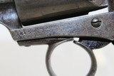 ANTEBELLUM Antique MASS ARMS Adams & Kerr .36 NAVY - 8 of 17