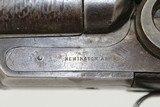 WELLS FARGO Marked Antique REMINGTON Shotgun - 7 of 18