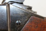 CIVIL WAR Antique SHARPS New Model 1863 RIFLE - 14 of 20