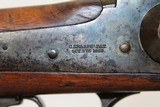 CIVIL WAR Antique SHARPS New Model 1863 RIFLE - 7 of 20