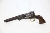 CIVIL WAR Antique COLT Model 1851 NAVY Revolver