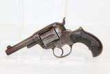 "Antique COLT Model 1877 ""Lightning"" .38 Revolver"